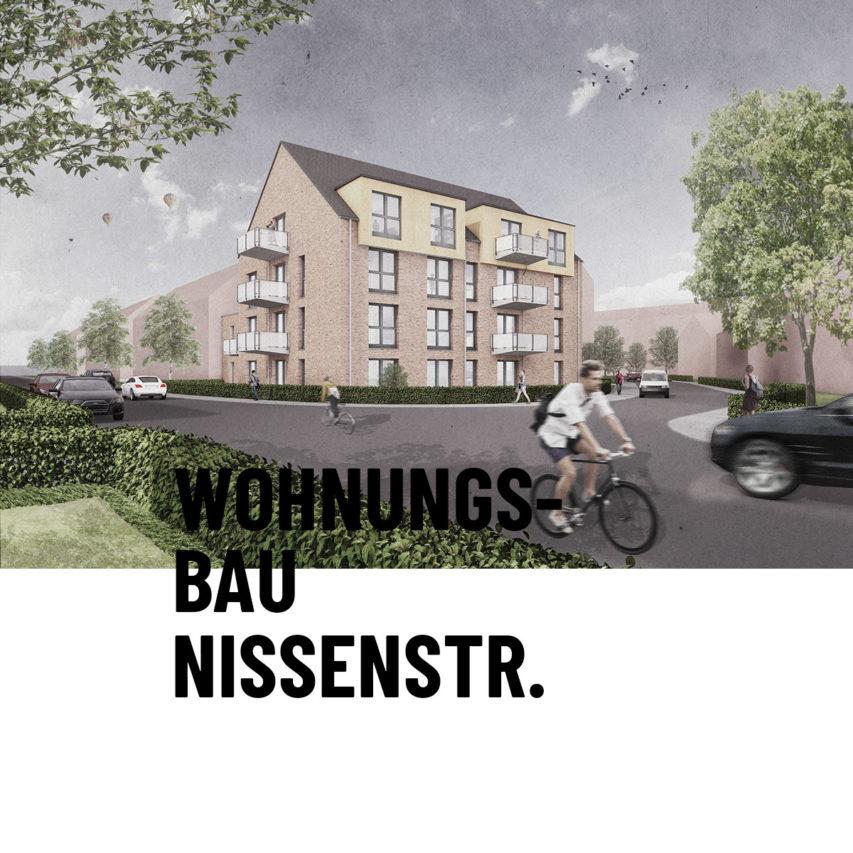 WOHNUNGSBAU NISSENSTR.