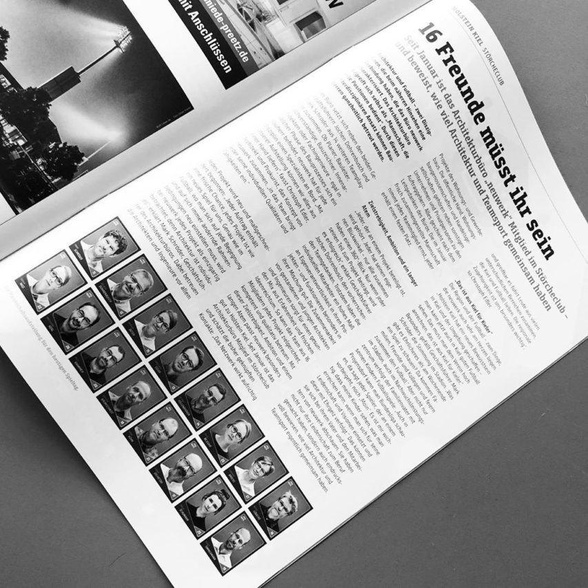 Letztes Heimspiel für die @ksv_holstein. Wir drücken unseren Jungs nochmal kräftig die Daumen. Hier ist unsere Mannschaftsaufstellung. #ksv #holstein #stadionzeitung #kiel #2liga #kielahoi