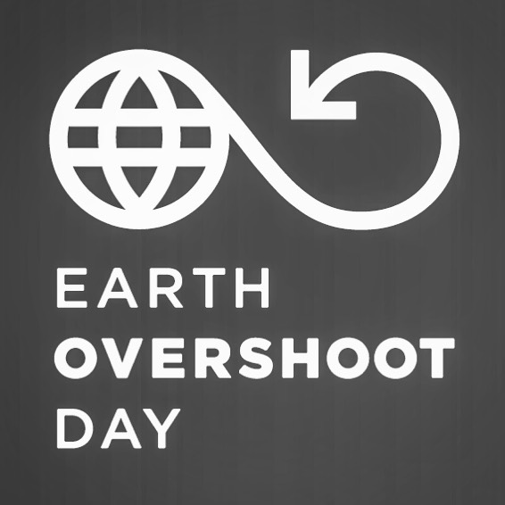 Kein schöner Tag! Ab heute leben wir auf Pump… Mit dem heutigen Tage sind die natürlichen Erdressourcen für dieses Jahr aufgebraucht. Earth Overshoot Day. Wem diese Nachricht nicht gefällt… es kommt noch schlimmer, denn der deutsche Überlastungstag war bereits am 3. Mai 2019! Also #movethedate, jeder kann mitmachen! #earthday #overshootday