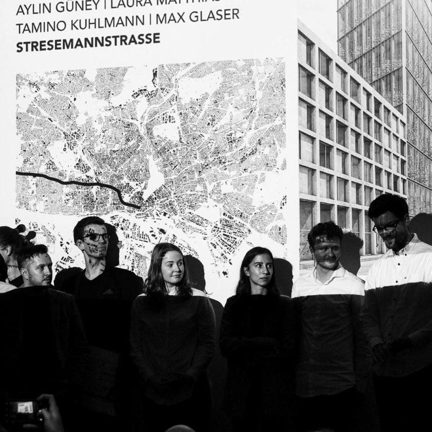 Shaping our future. Glückwunsch an alle Beteiligten vom @hcuhamburg #EdekaNord Award 2019 #Magistralen! DANKE für die Einladung und die gesetzten Impulse. #architecture #urbanplanning #bauforum2019 @IITArchitecture