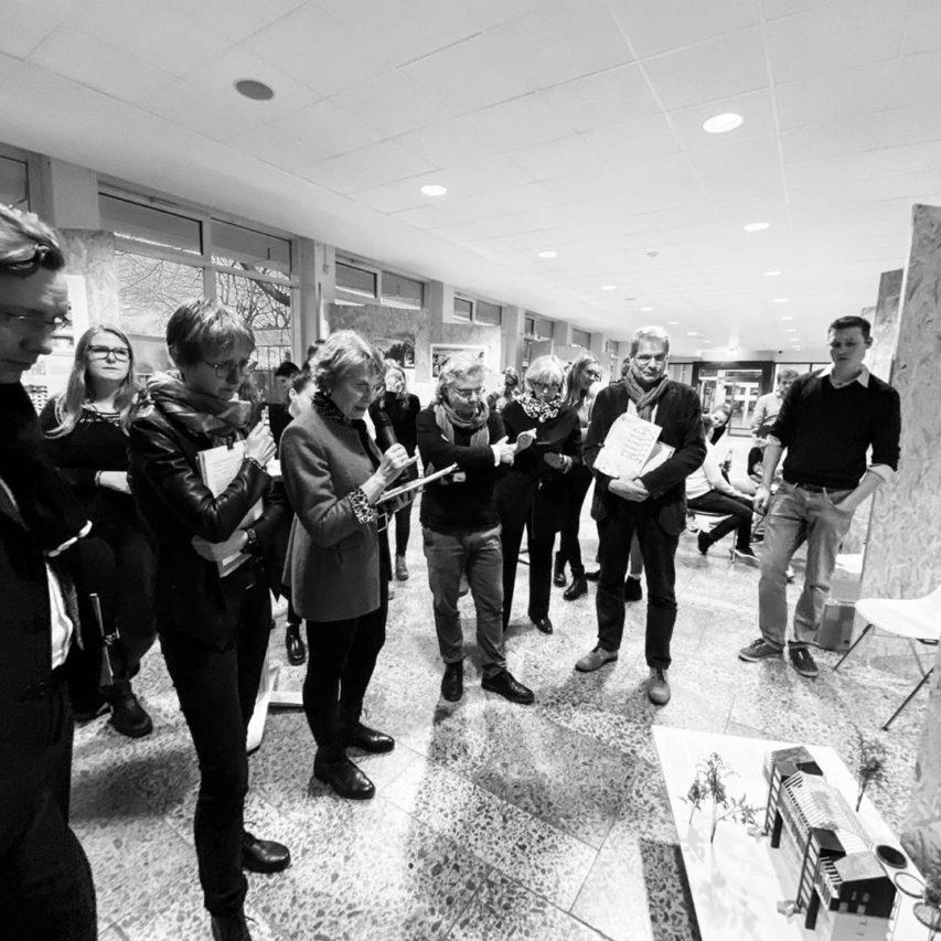 And the winner is… Spannende Beiträge und glückliche Gewinner beim studentischen Wettbewerb an der @th.luebeck. Gemeinsam mit der Neue Lübecker eG durften wir diesen Wettbewerb ausloben und freuen uns einen Beitrag zur Nachwuchsarchitektenausbildung in Schleswig-Holstein zu leisten. #architektur #studium #nachwuchs #schleswig-holstein