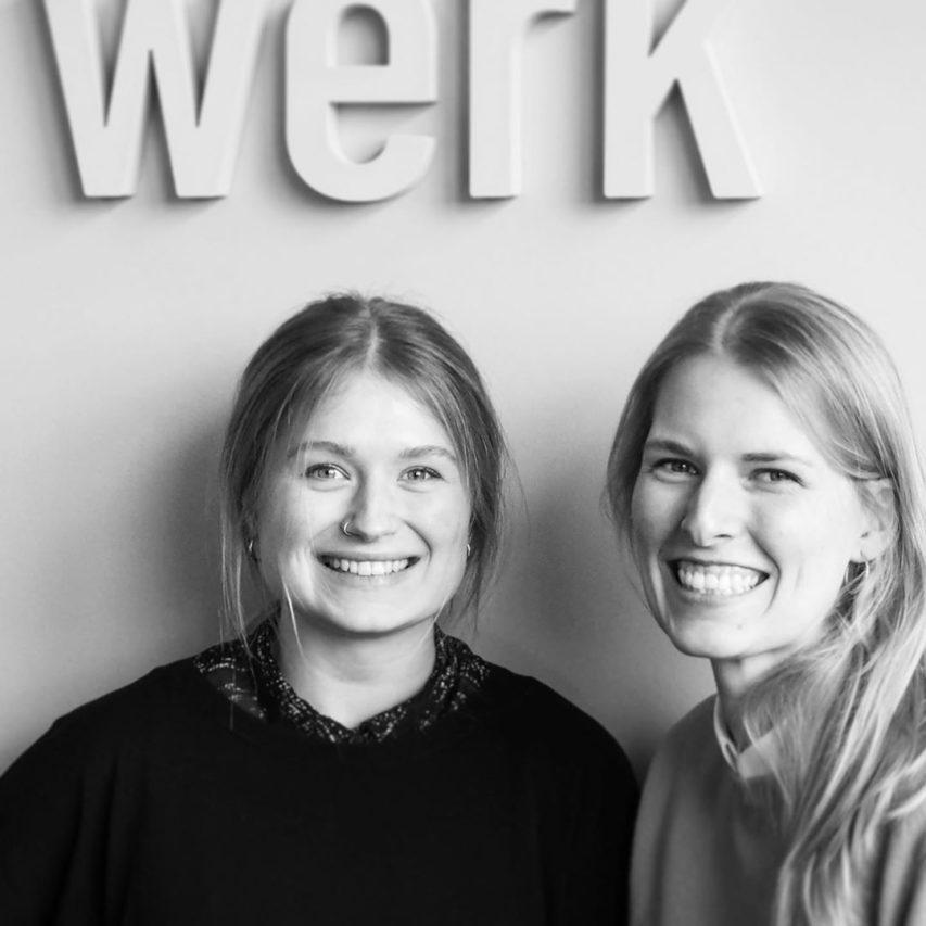 Endlich geht es wieder los! Angekommen im neuen Jahr freuen wir uns über zwei neue Kolleginnen! Herzlich Willkommen Lena Koschinski und Anna-Lena Bock! #klarsoweit #neujahrsgrüße #neuwerk #architektur #kiel