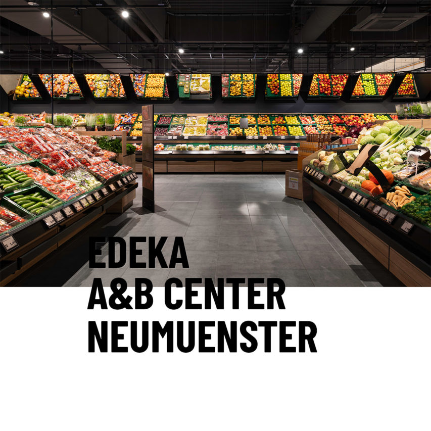 EDEKA A&B CENTER NEUMUENSTER