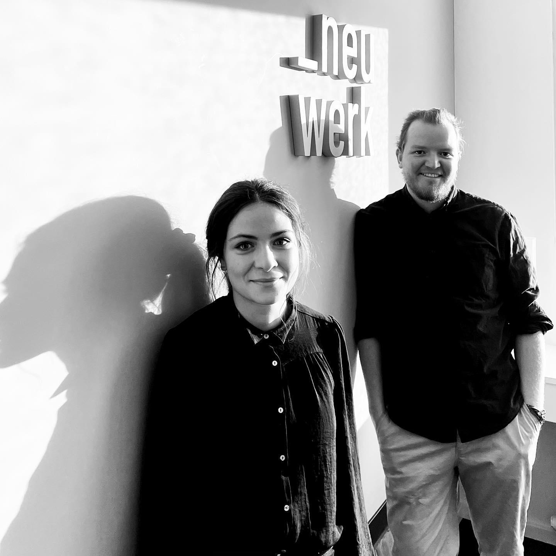 Weiter geht's! Zum Jahreswechsel freuen wir uns über zwei neue Kollegen! Herzlich willkommen Chiara Scaiano und Ruben Jaich!