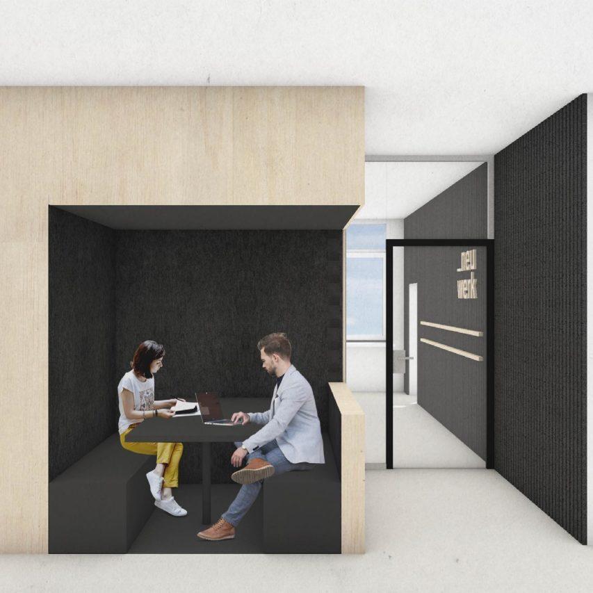 Wir erweitern unsere Büroflächen, damit, sobald es wieder möglich ist, mehr Kollegen:innen zurück ins Büro kommen können. 🖤 #workinprogress #erweiterung #büro #neuwerk #homeoffice #allblackeverything #blackismyhappycolor #backinblack #architecture