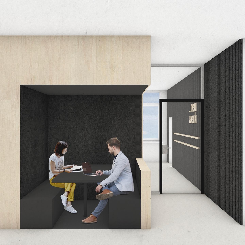Wir erweitern unsere Büroflächen, damit, sobald es wieder möglich ist, mehr Kollegen:innen zurück ins Büro kommen können. 🖤
