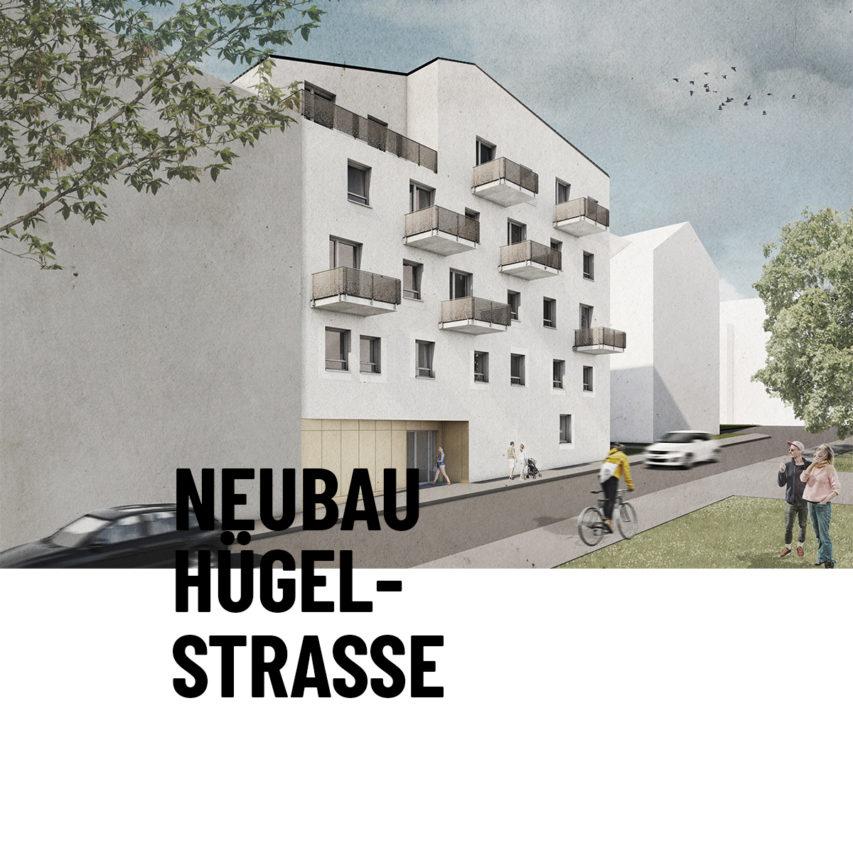 NEUBAU HÜGELSTRASSE