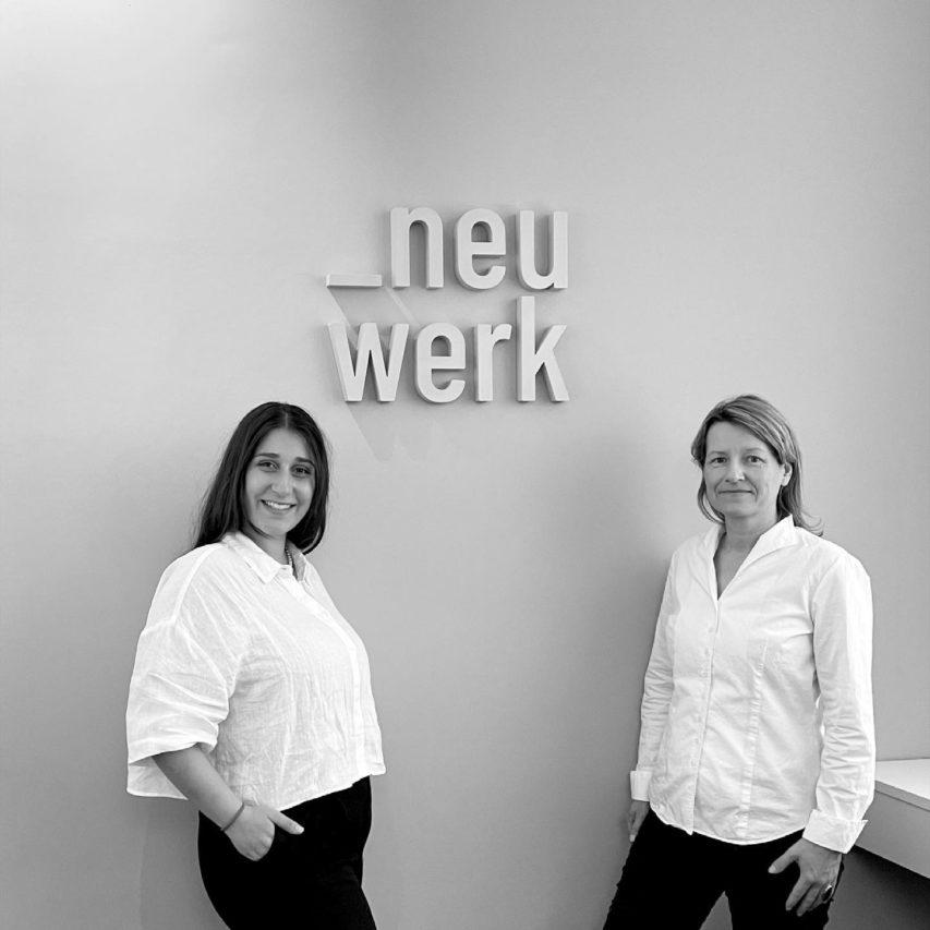 Wir haben zwei neue Kolleginnen. Schön, dass ihr mit an Bord seid! Herzlich Willkommen Johanna Langmaack und Martina Vogten! #architektur #neuwerk #kiel